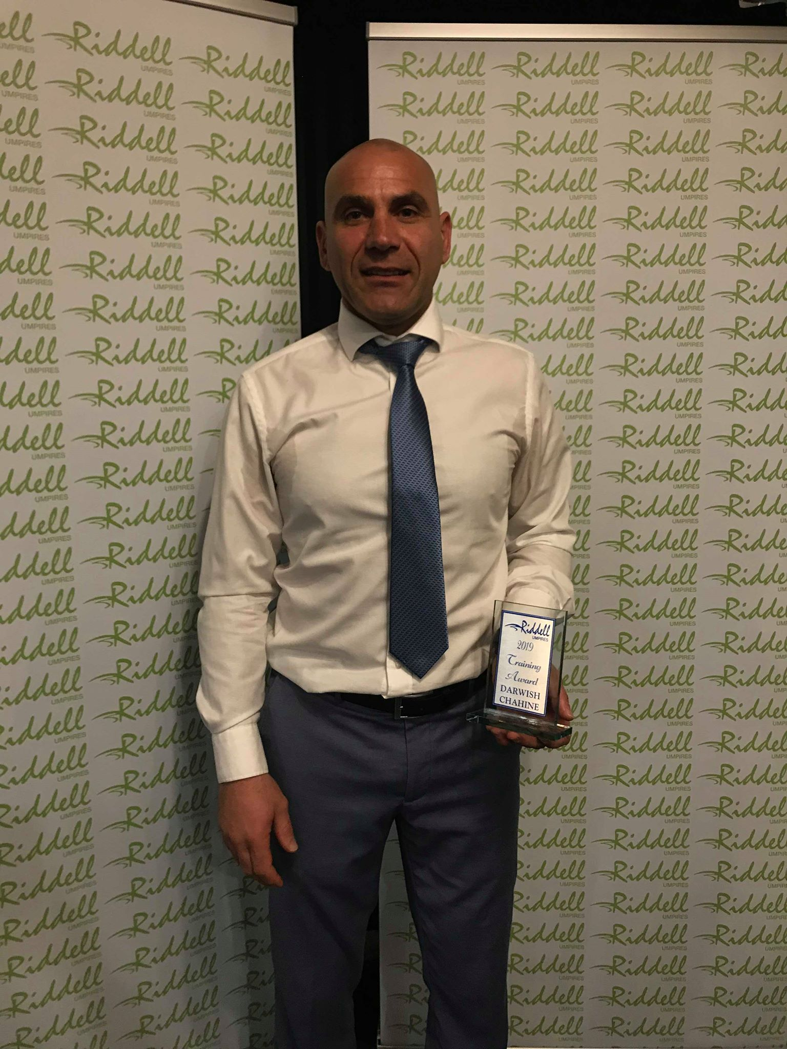 Training Award - Darwish Chahine